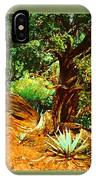 Garden Of The Lost Tribe IPhone Case