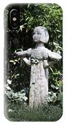 Garden Statuary IPhone Case