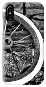 Garden Wheel IPhone Case