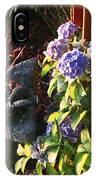 Garden Zen Art IPhone Case