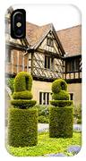 Gardens At Cecilienhof Palace IPhone Case