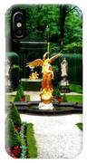 Gardens Of Linderhof Castle II IPhone Case