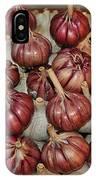 Garlic IPhone Case