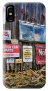 Gas Station Signs IPhone Case