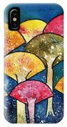 Gathering Of The Colors IPhone Case