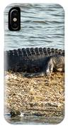 Gator Time IPhone Case