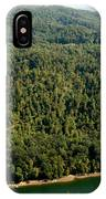 Gauley River Aerial View IPhone Case