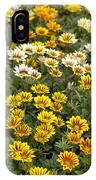 Gazania Gazania Rigens Flowers IPhone Case