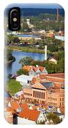Gdansk Cityscape IPhone X Case