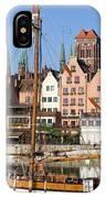 Gdansk In Poland IPhone Case