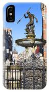 Gdansk Old City In Poland IPhone Case