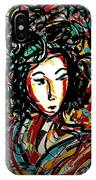 Geisha 7 IPhone Case