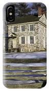 General George Washington Headquarters IPhone Case