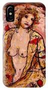 Gentle Nude IPhone Case