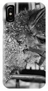 Gentleness Monochrome IPhone Case