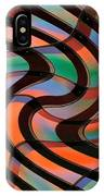 Geometrical Colors And Shapes 2 IPhone Case