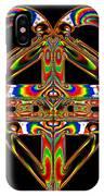 Geometry Mask IPhone Case