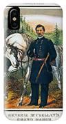 George B. Mcclellan, 1864 IPhone Case