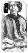 George Sand, French Author And Feminist IPhone Case