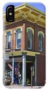 Georgetown Colorado On Canvas IPhone Case