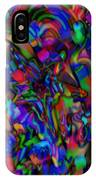 Get Busy IPhone Case