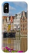 Ghent  Belgium IPhone Case