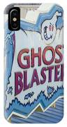 Ghost Blasters IPhone Case