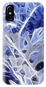Ghost Leaves IPhone Case
