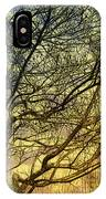 Ghosts Of Crape Myrtles IPhone Case