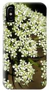 Giant Buckwheat Flower IPhone Case