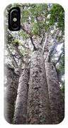 Giant Kauri Grove IPhone Case