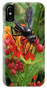 Giant Wasp IPhone Case