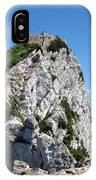 Gibraltar's Moorish Castle IPhone Case