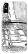 Gibson An Ill Wind, 1897 IPhone Case