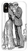 Kiss, 1903 IPhone Case