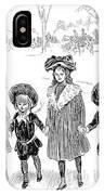 Gibson: Race Suicide, 1903 IPhone Case