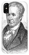Gilbert Stuart (1755-1828) IPhone Case