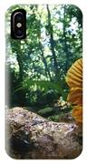 Gill Mushroom Xeromphalina Sp Group IPhone Case