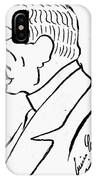Giovanni Verga (1840-1922) IPhone Case