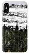Glacier Park Bowlrock IPhone Case