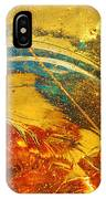 Glassworks Series-multicolor I IPhone Case