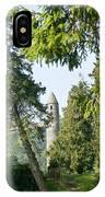 Glendalaugh Round Tower 12 IPhone Case