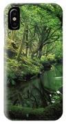 Glengarriff River, County Cork, Ireland IPhone Case