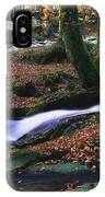 Glenmacnass Waterfall, Co Wicklow IPhone Case