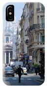 Glimpse Of Montmartre IPhone Case