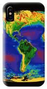 Global Biosphere IPhone Case