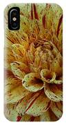 Glorious Gloriosa  IPhone Case