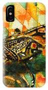 Glorious Grasshopper IPhone Case