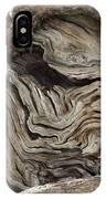 Gnarled Olive Tree Wood IPhone Case