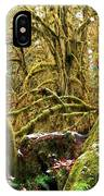 Gnomes In The Rainforest IPhone Case